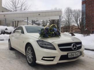 VIPCARSPB. Автомобиль на свадьбу. Лимузин на свадьбу. Свадебный лимузин.